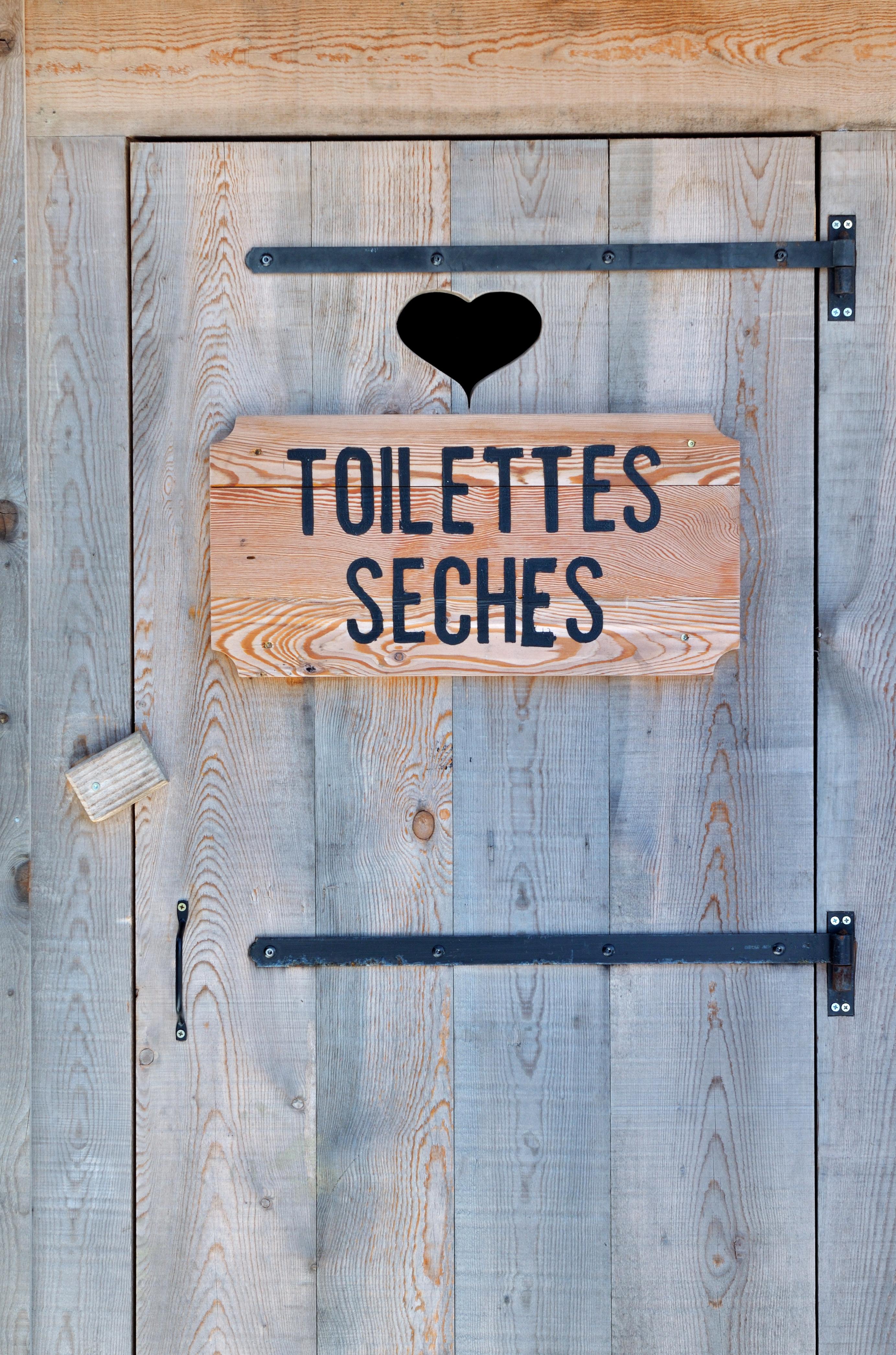 Construction D'Une Toilette Sèche | Habitatdurable avec Toilette Seche Construction