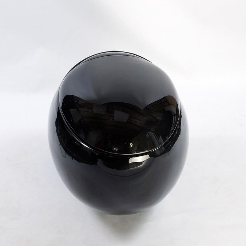 Cuvette Wc Noire, Toilette Œuf, Wc Suspendu Design | Rue destiné Toilette Noir Suspendu
