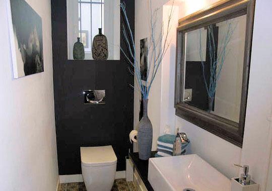Décoration : La Maison De Marie-Laure encequiconcerne Toilette Seche Interieur Maison