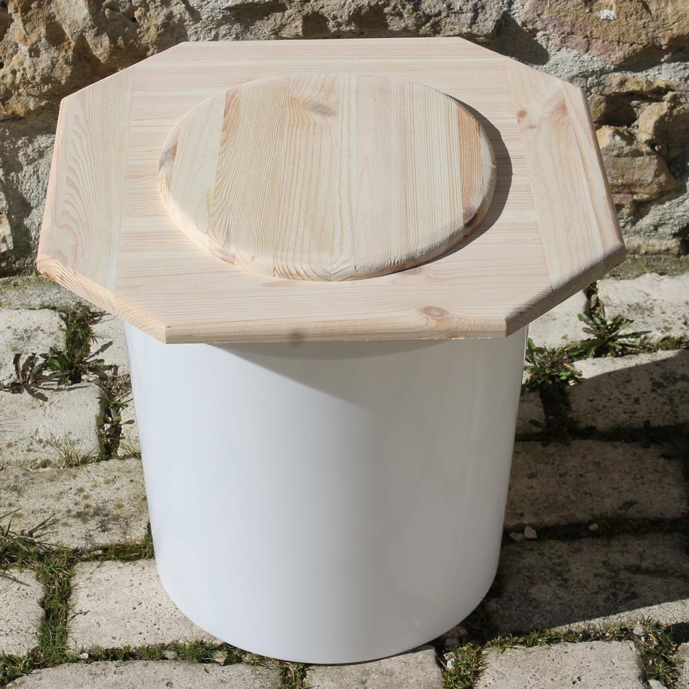 Dessus De Toilette À Poser Sur Un Seau - Toilettes Sèches pour Toilette Seche Camping Car