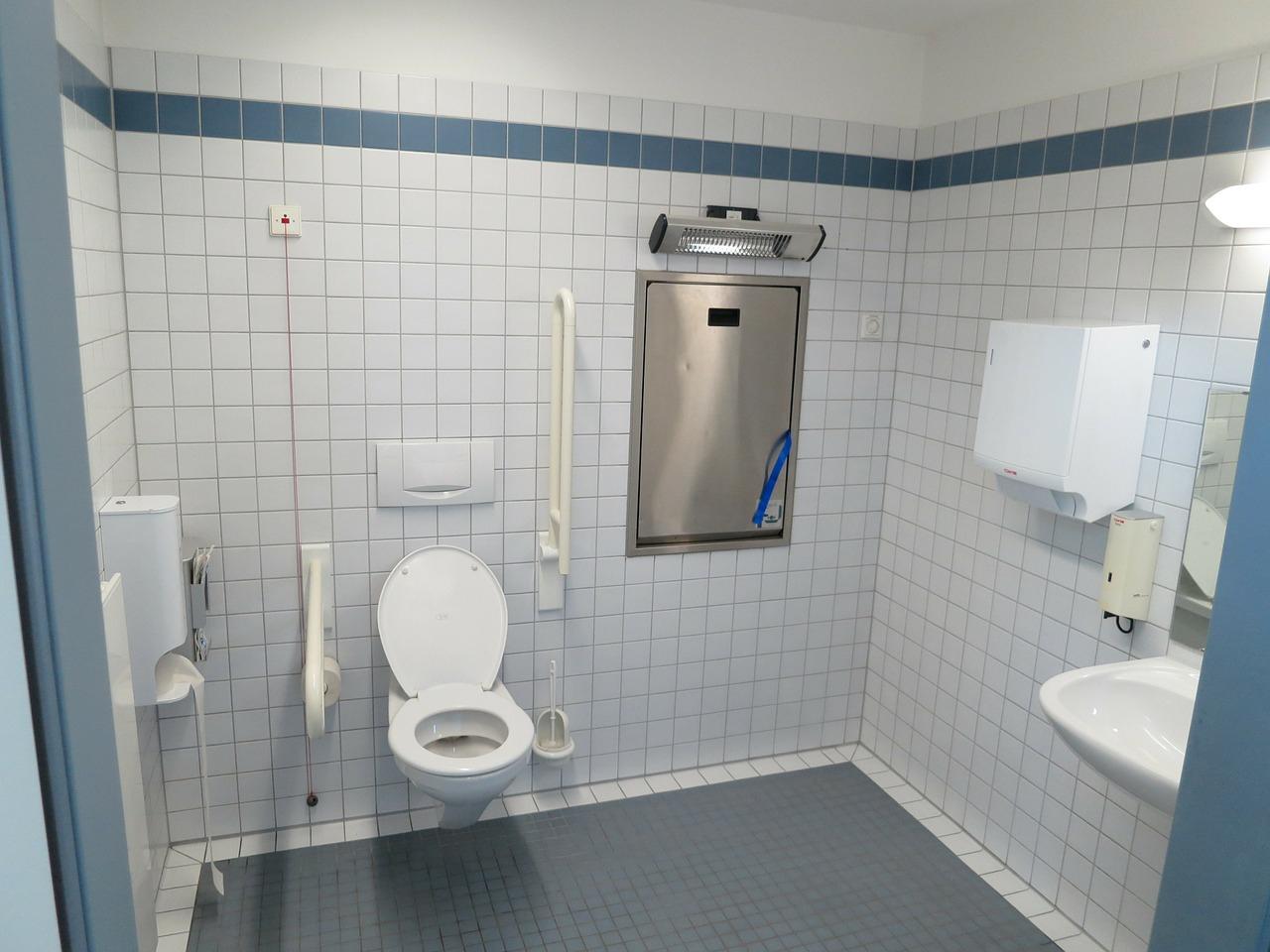 Dimensions Toilette : Taille Wc Classique Et Pmr | Le avec Toilette Pmr