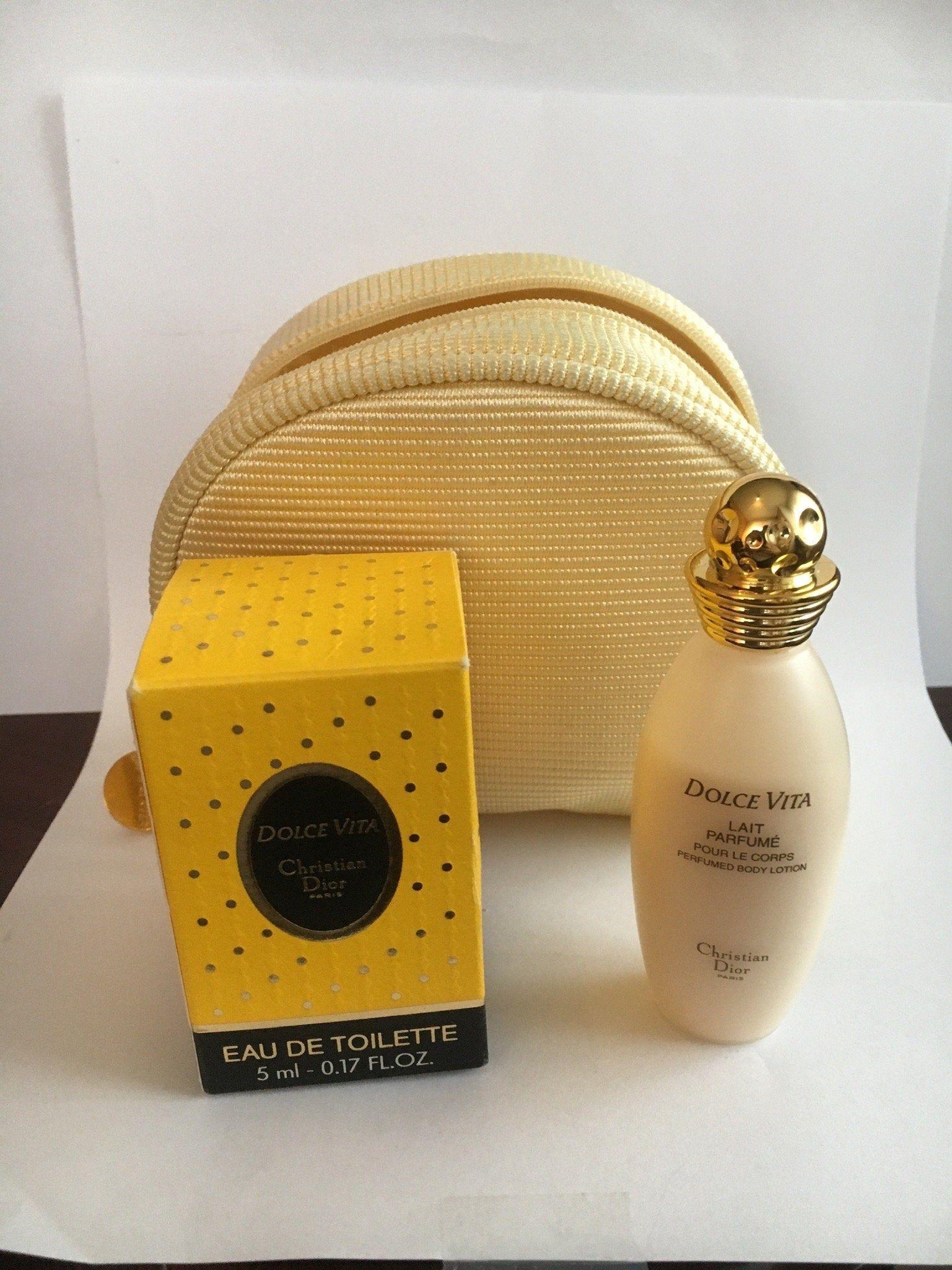 Dior - Dolce Vita - Trousse Coffret | Parfum Dior, Dior Et encequiconcerne Trousse De Toilette Dior