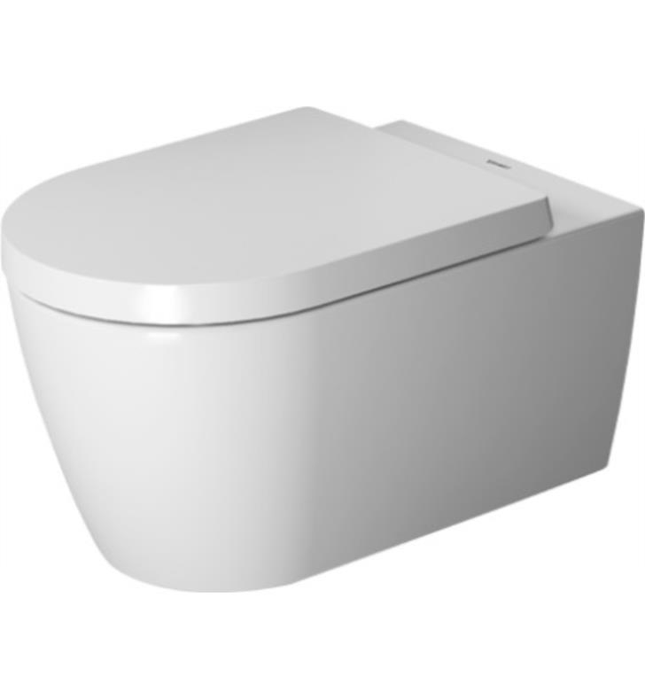 Duravit 25290900921 Me By Starck Dual Flush One-Piece Wall intérieur Toilette Starck