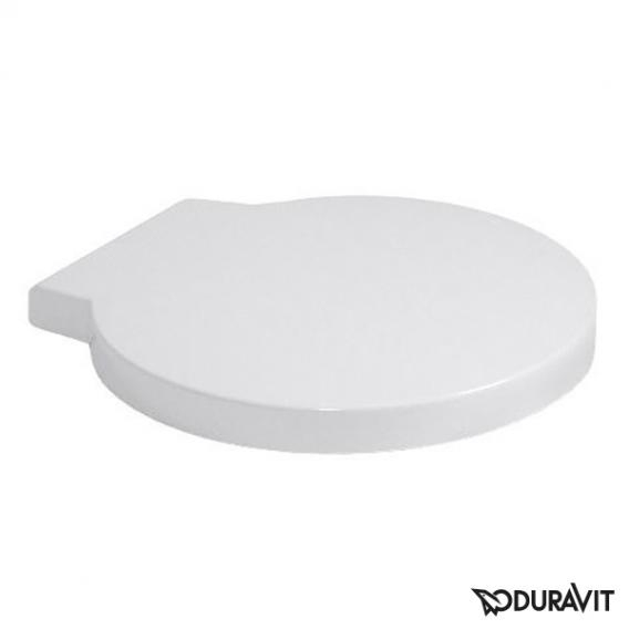 Duravit Starck 1 Toilet Seat With Soft-Close - 0065880099 à Toilette Starck