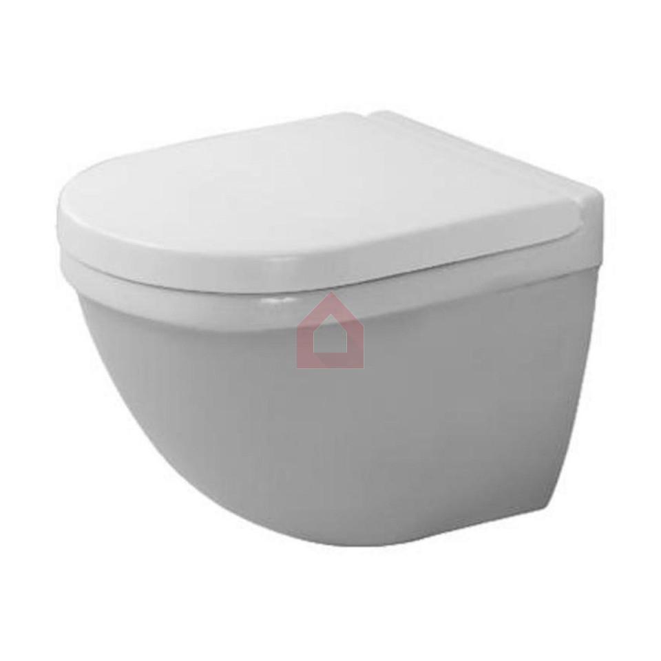 Duravit Washdown Wall Hung Toilet Starck-3 - Buy Wall Hung à Toilette Starck