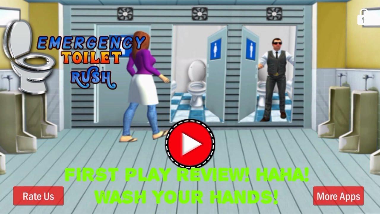 Emergency Toilet Simulator 3D - Please Wash Your Hands pour Toilette Simulator