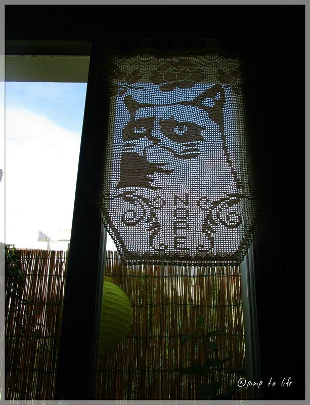Épinglé Sur Crochet destiné Rideau Geek