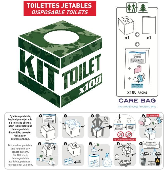 Equipement: La Solution Des Toilettes Sèches Serait Elle à Toilette Seche Camping Car
