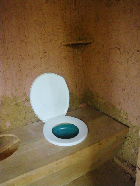 Etape 03. Toilettes En Fonctionnement concernant Toilette Seche Fonctionnement