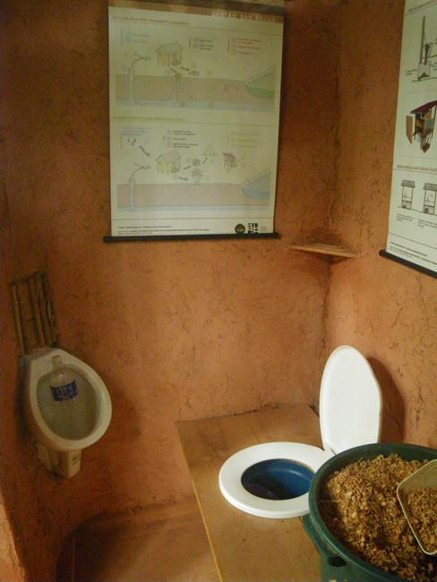 Etape 03. Toilettes En Fonctionnement destiné Toilette Seche Fonctionnement