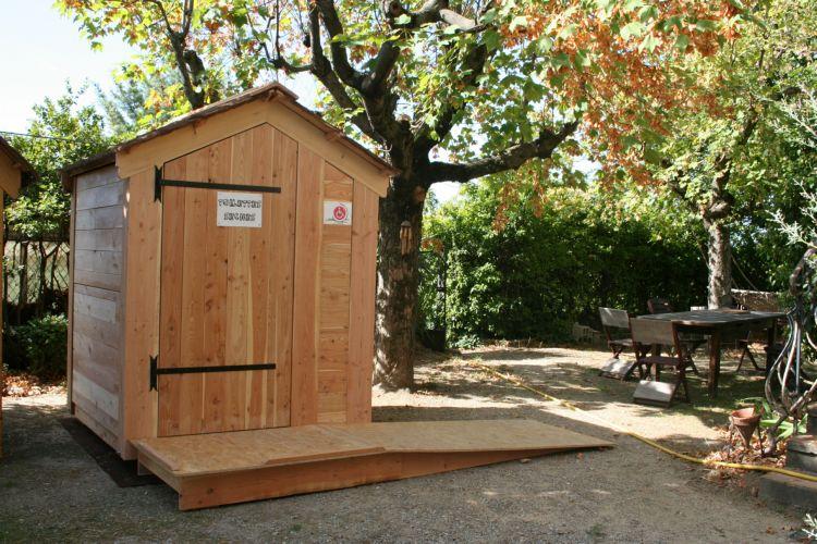 [Forum Mondial De L'Eau] Les Toilettes Sèches : Une concernant Toilette Seche Fonctionnement