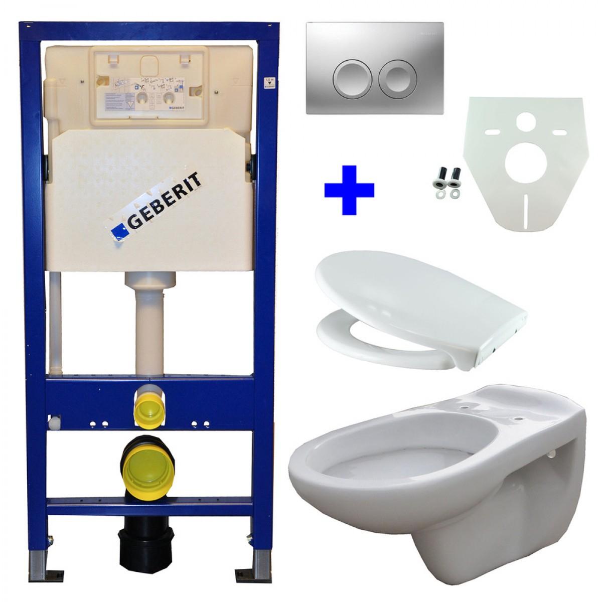 Geberit Up100 Toilette Suspendu Pack 12. Commande Chez Le dedans Toilette Suspendu Geberit Prix