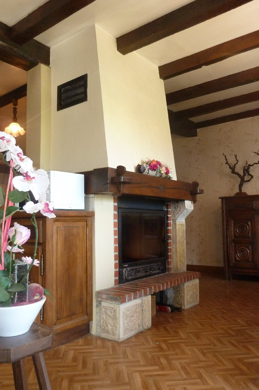 Gîte La Grange, St-Félix-De-Lunel | Gîte | Tourisme Aveyron avec Cheminée Electrique Boulanger