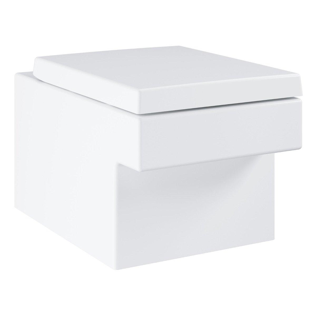 Grohe Cube Céramique Wc Suspendu Sans Bride Pureguard à Toilette Suspendu Grohe