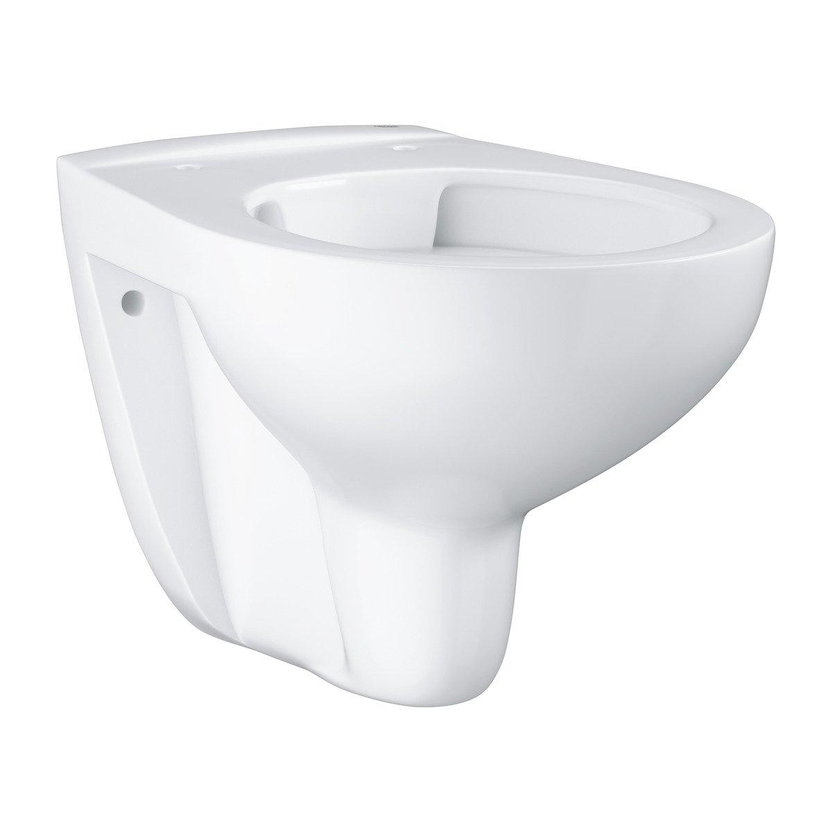 Grohe Wc Suspendu Sans Brime Avec Abattant Softclose Et encequiconcerne Toilette Suspendu Grohe