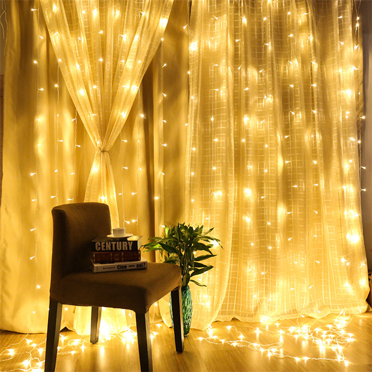 Grossiste Rideau Lumineux Interieur-Acheter Les Meilleurs dedans Rideau En Organza Lumineux