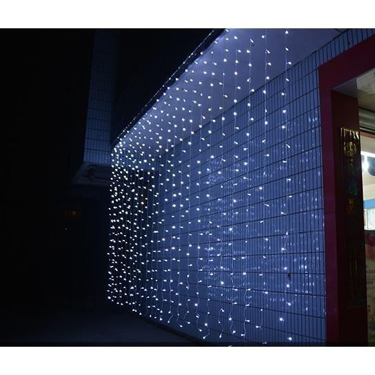 Guirlande Lumineuse Rideau Interieur   Kozbeszerzesek destiné Rideau Exterieur Electrique
