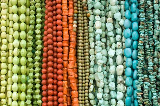 Gypsy Style | Mangotangerine concernant Rideau De Perles De Bois Provençaux