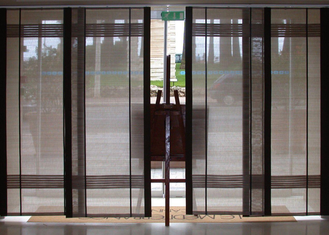 Habillage Porte Patio Tendance - Recherche Google   Stores dedans Rideau De Porte Ikea