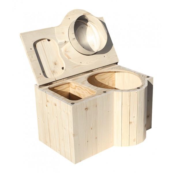 Habitat Écologique - Toilettes Sèches Les Toilettes intérieur Toilette Seche Prix