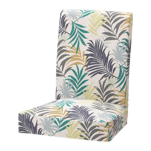 Henriksdal Housse Pour Chaise - Ikea tout Rideau Fil Ikea