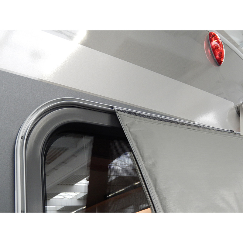 Hindermann Protection Thermique Lux Camping-Car Intégraux avec Rideau Isolant Thermique Camping Car