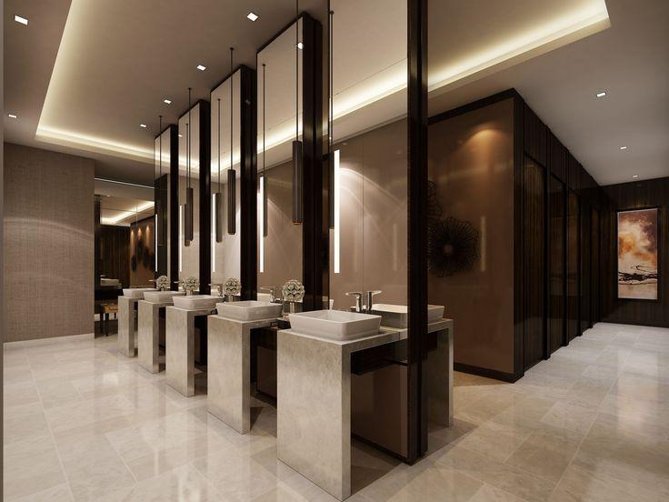 Hotel Ada Restroom - Google Search #Restroomdesign | パウダー dedans Toilettes Publics