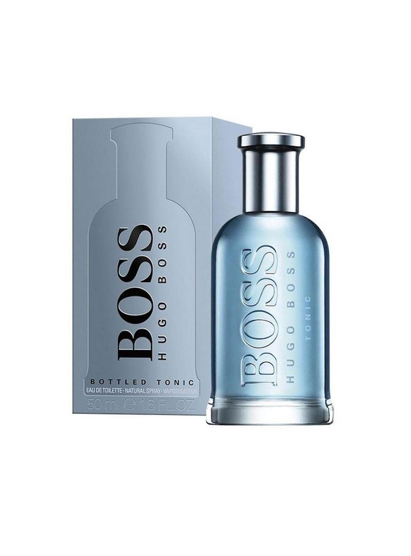 Hugo Boss Boss Bottled Tonic Eau De Toilette Volume 50 Ml concernant Trousse De Toilette Hugo Boss