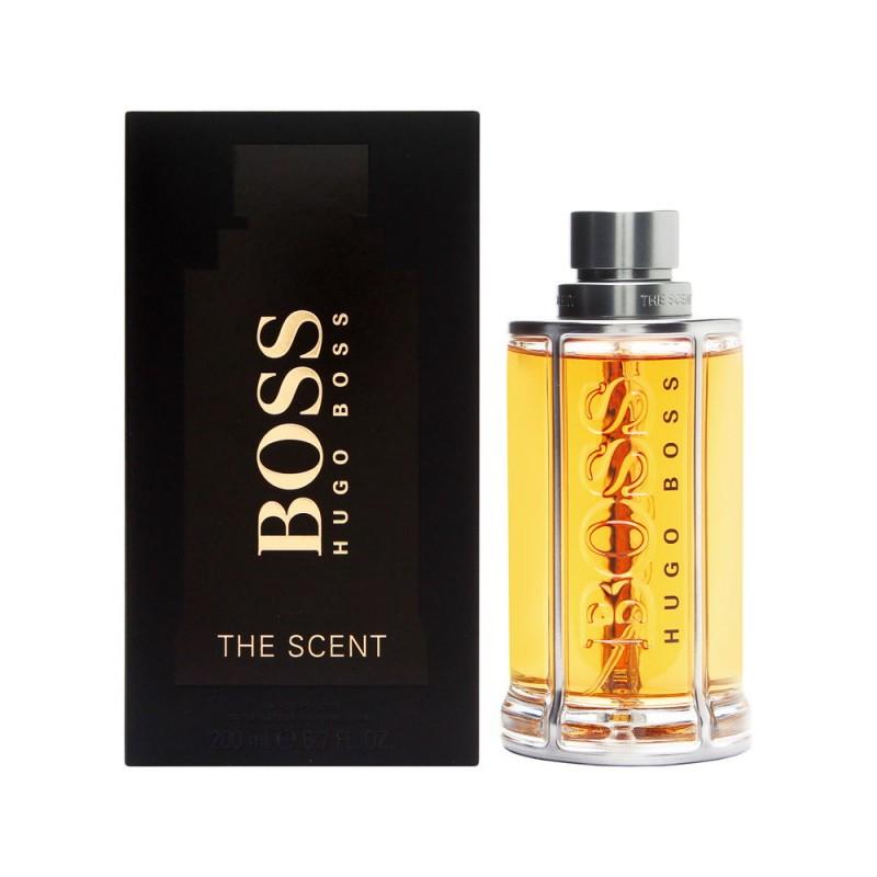Hugo Boss The Scent Eau De Toilette 100 Ml Spray - Azzurra pour Trousse De Toilette Hugo Boss