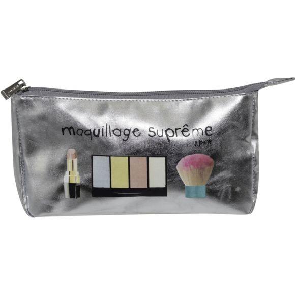 Incidence - Trousse Maquillage - Maquillage Suprême - Pas à Trousse De Toilette Carrefour