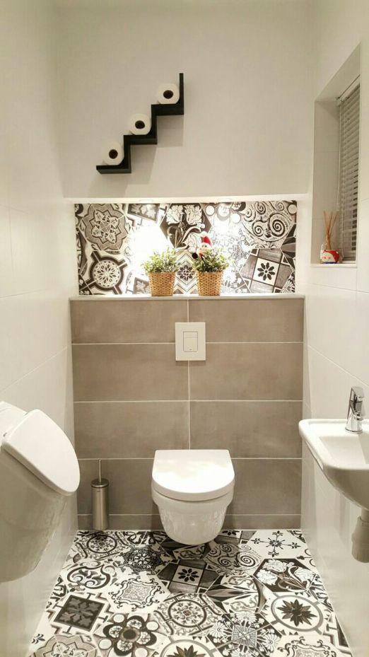Innenarchitektur : Kleine Toilet Interieur Ideeën Badkamer dedans Toilette Seche Interieur Maison