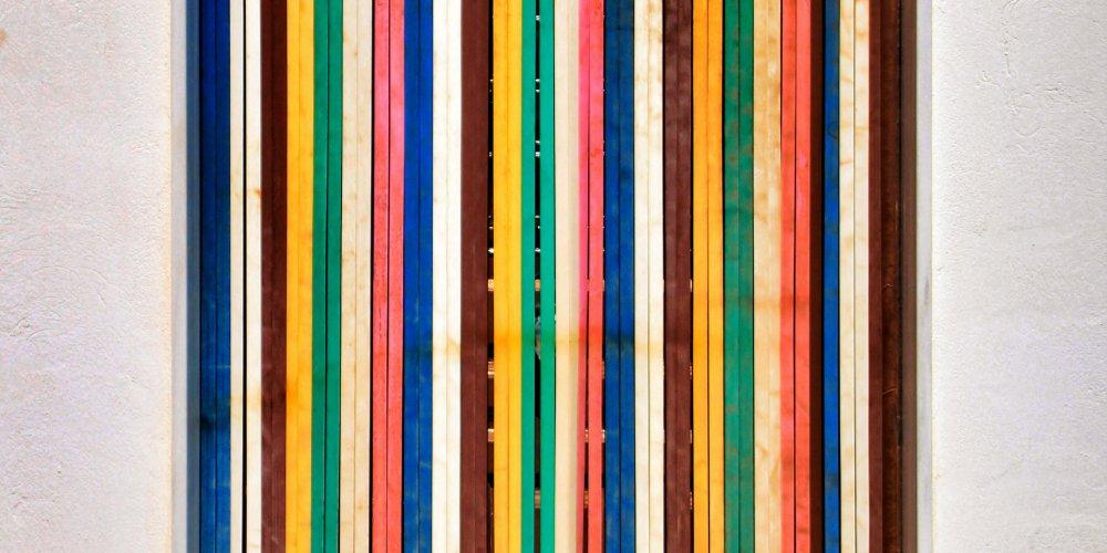 Installer Un Rideau De Porte - Marie Claire pour Rideau De Porte Anti Mouche Ikea