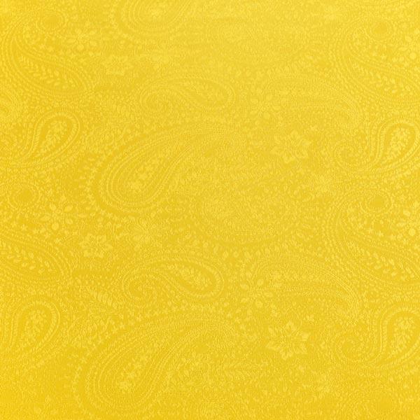 Jacquard Lombo 5 – Jaune Soleil - Tissus Pour Rideaux intérieur Rideaux Jacquard Jaune