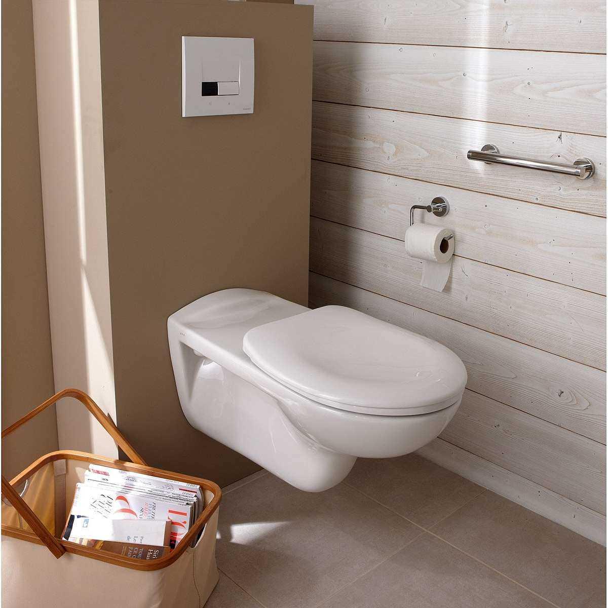 Je Veux Placer Un Wc Suspendu – Allmat encequiconcerne Toilettes Suspendus