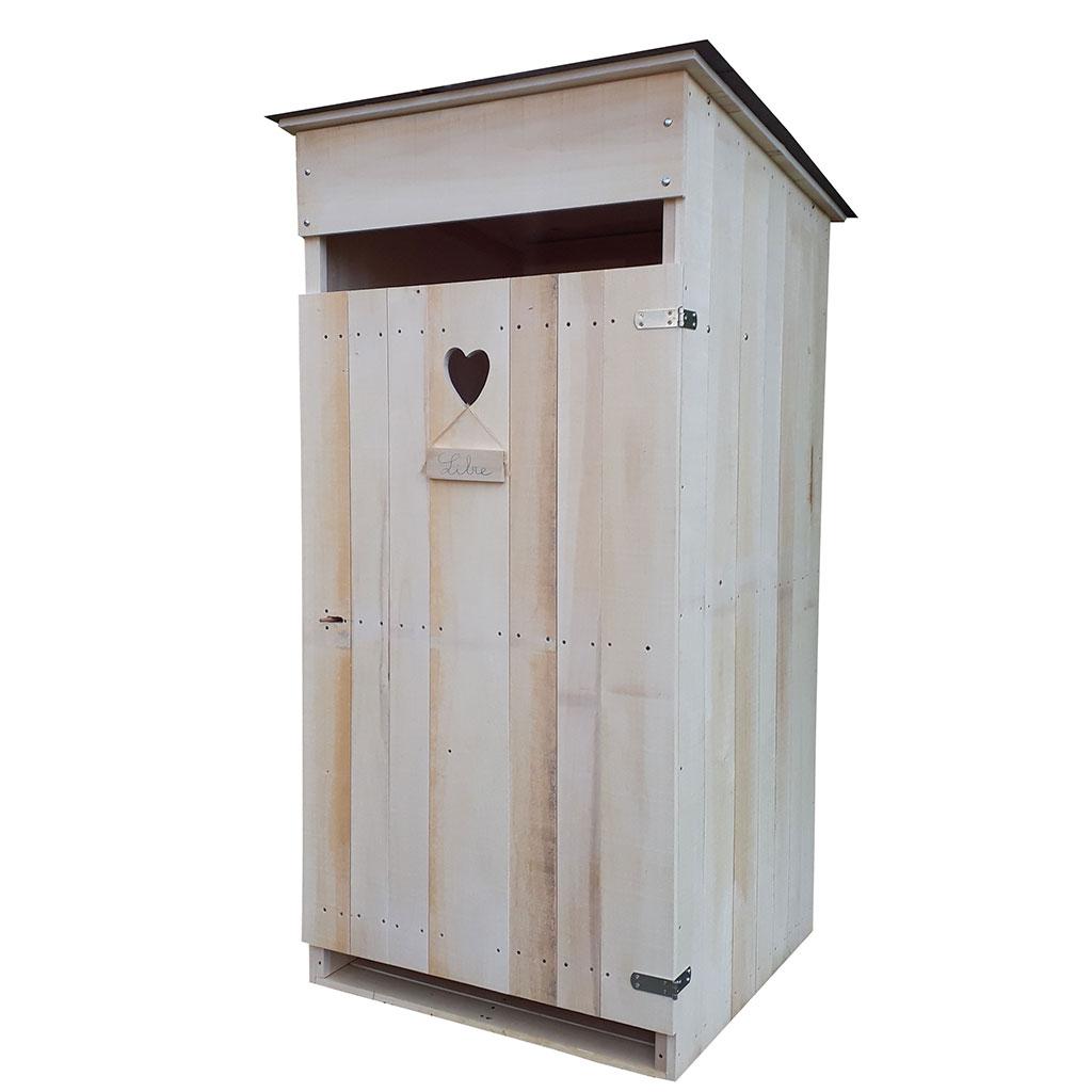 Kit De Fabrication Toilettes Sèches Extérieur, Wc pour Toilette Seche Interieur