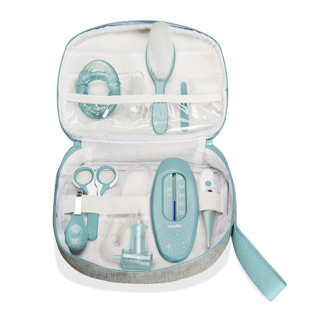 Kit De Higiene De Neceser Con Accesorios De Limpieza Para serapportantà Trousse De Toilette Bebe