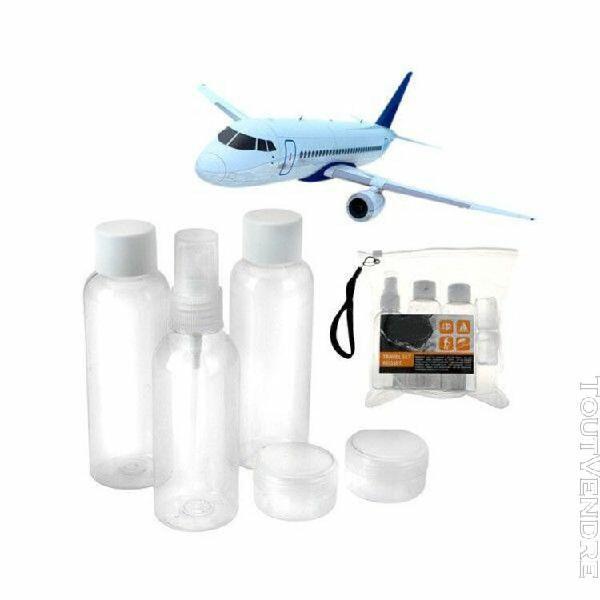 Kit Flashs 【 Offres Janvier 】 | Clasf avec Trousse De Toilette Transparente Pour Avion