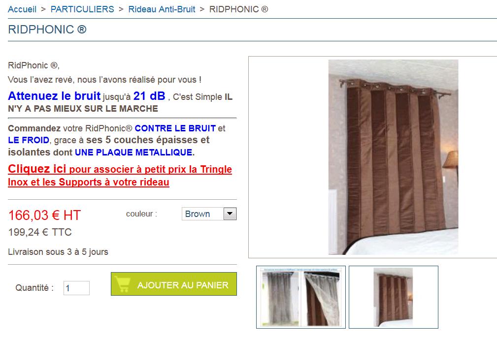 Kit Isolation Phonique Porte - Isolation Idées intérieur Rideau Isolation Phonique