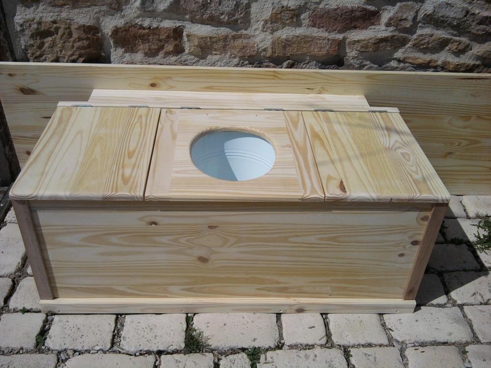 Kit Toilette Seche Pour Cabane Ou Wv D'Interieur avec Toilette Seche Prix