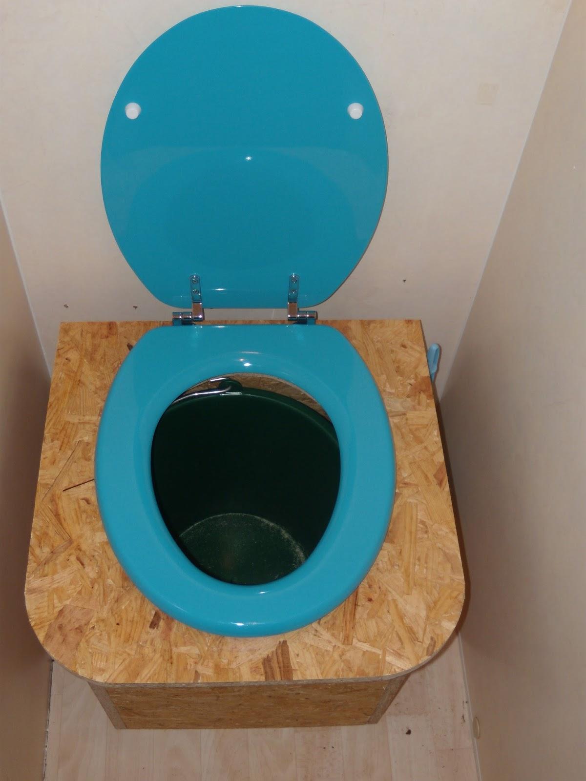 Le Blog De L'Avenir: Construire Soi Même Des Toilettes Sèches à Toilettes Leroy Merlin