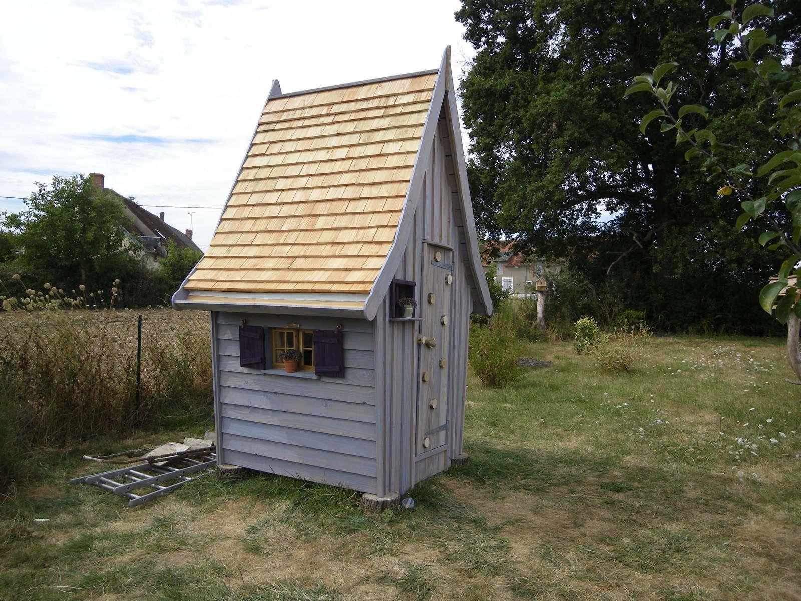 Le Jardin - Leguernouillat destiné Toilette Seche Construction