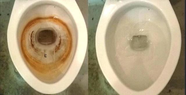 Le Tartre Sur Vos Toilettes Et Tout Comme Celui Sur Vos tout Tartre Toilette