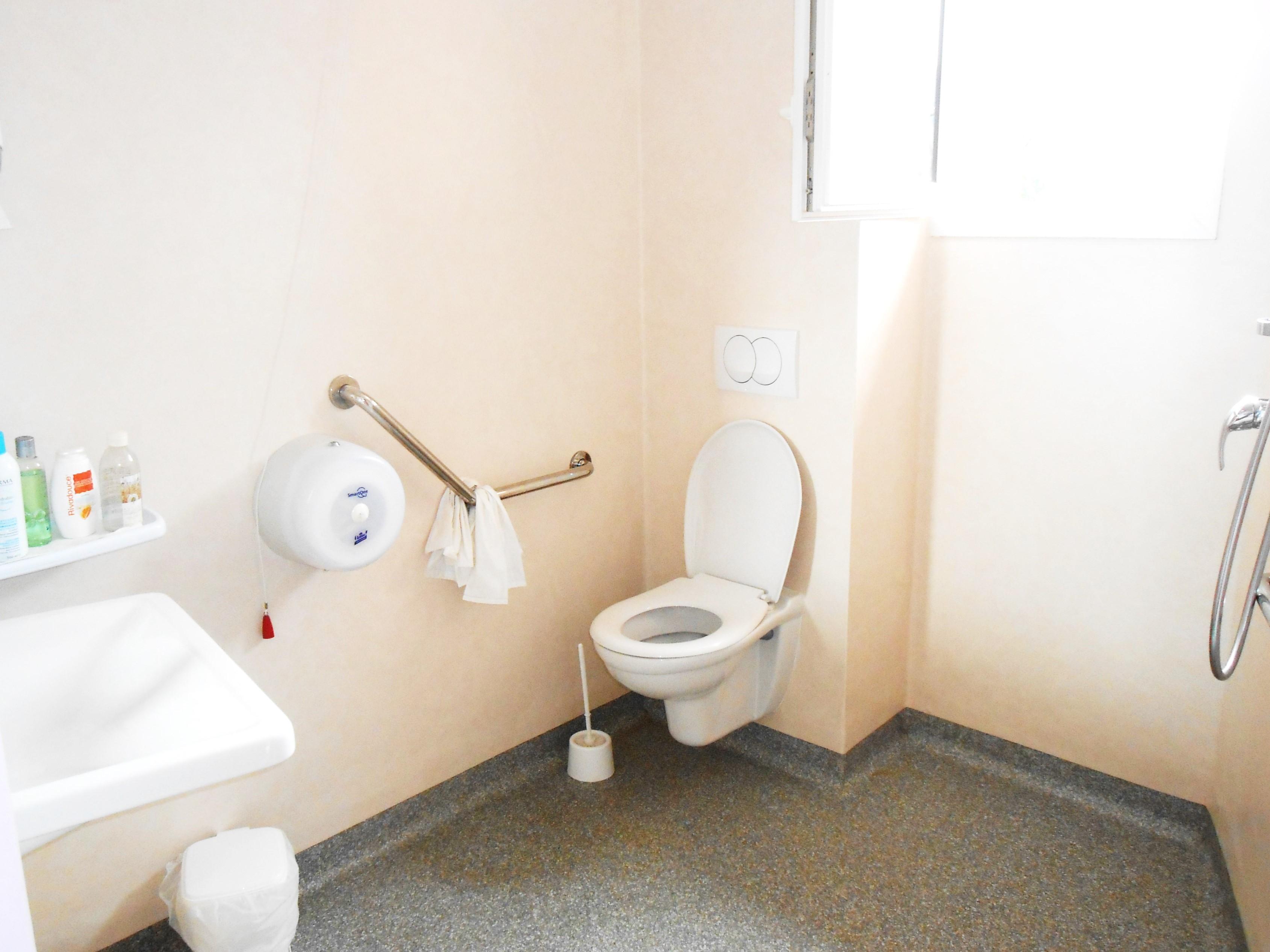 L'Ehpad destiné Toilette Personne Agée