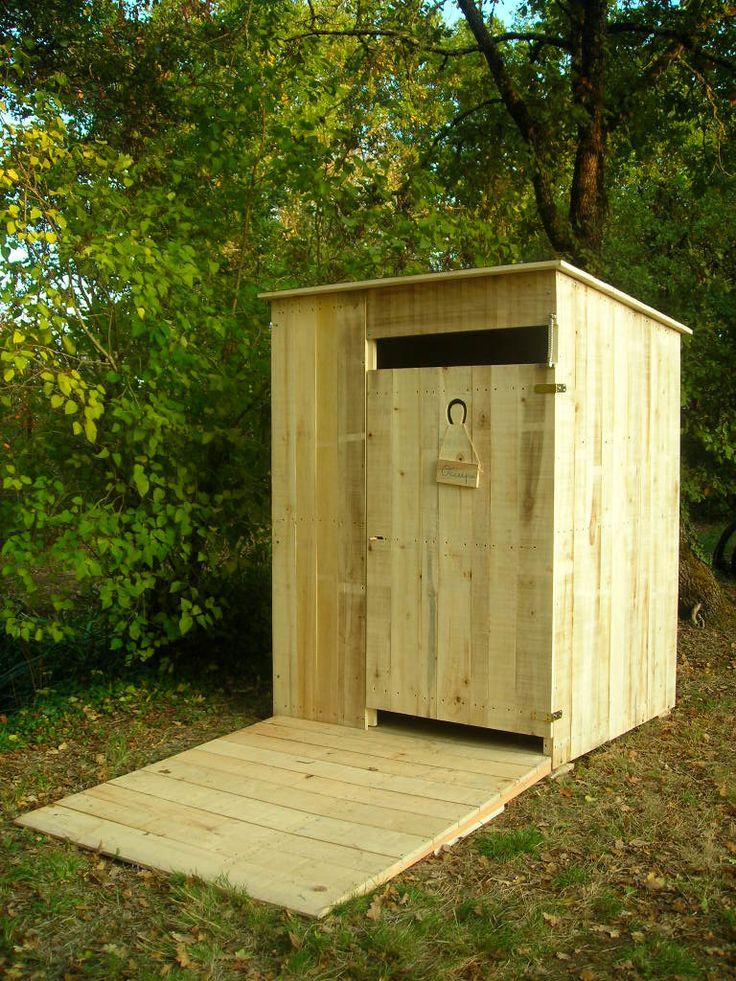 Les 157 Meilleures Images Du Tableau Fabrication Et Vente concernant Toilette Seche Exterieur