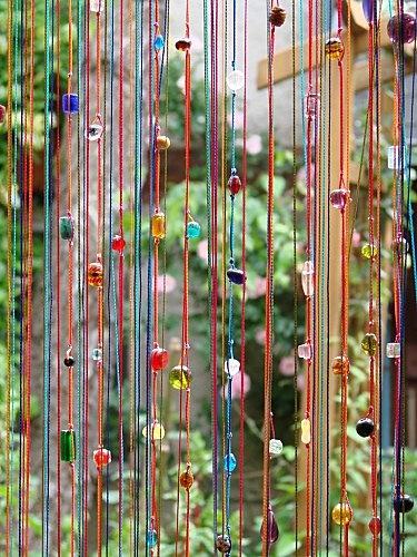 Les 25 Meilleures Idées De La Catégorie Rideaux De Perles à Rideau De Porte Perles Olives En Bois