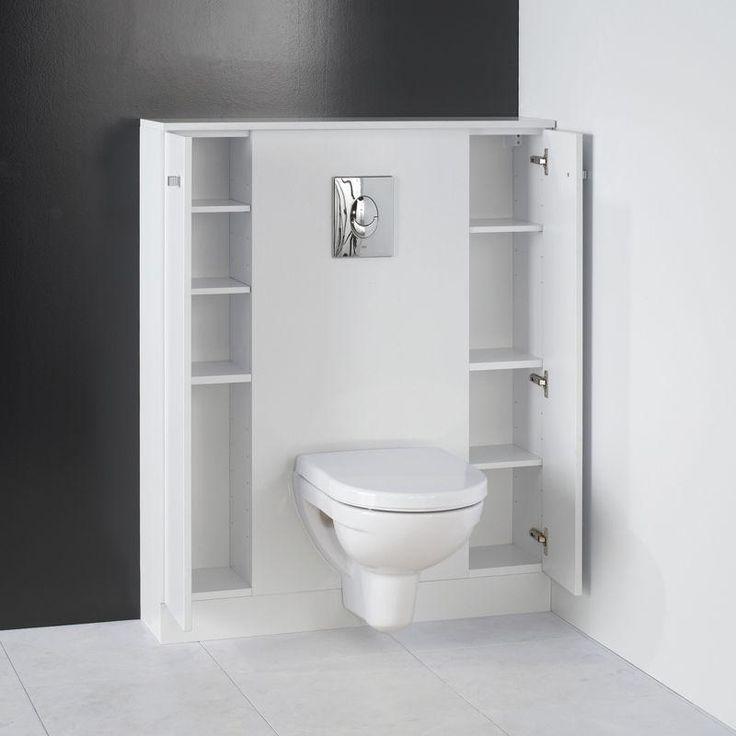 Les 25 Meilleures Idées De La Catégorie Wc Suspendu Sur pour Placard Pour Toilette