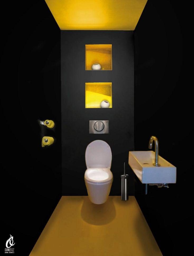 Les 30 Meilleures Images Du Tableau Wc : Styles Et destiné Toilette Noir Suspendu
