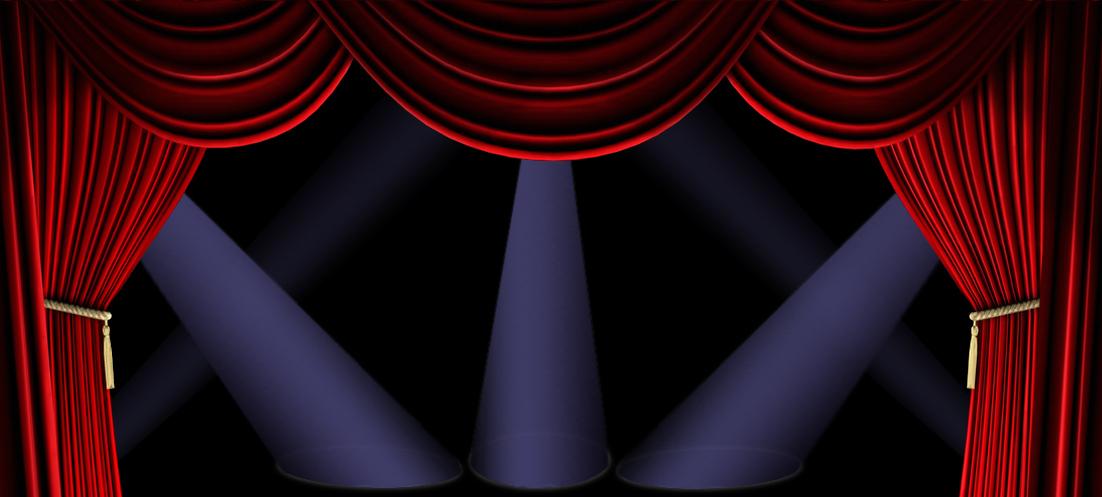 Les Spectacles Des Productions Brun-Faccio encequiconcerne Rideau De Scène Noir