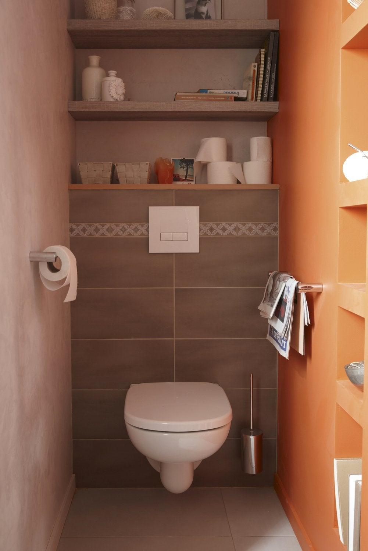 Les Wc Aussi Ont Droit À La Déco   Leroy Merlin dedans Toilettes Leroy Merlin