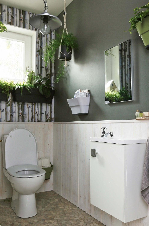 Les Wc Aussi Ont Droit À La Déco   Leroy Merlin serapportantà Toilettes Leroy Merlin